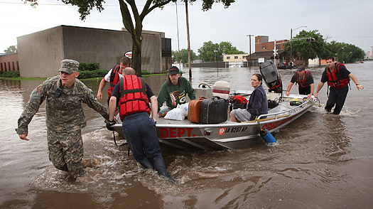 A Year After the Flood, Cedar Rapids Struggles