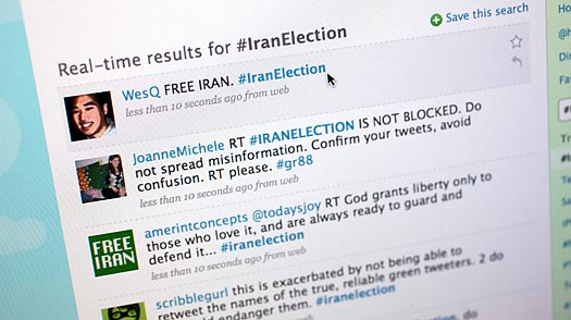 Irans Protests: Why Twitter is the Medium of the Movement
