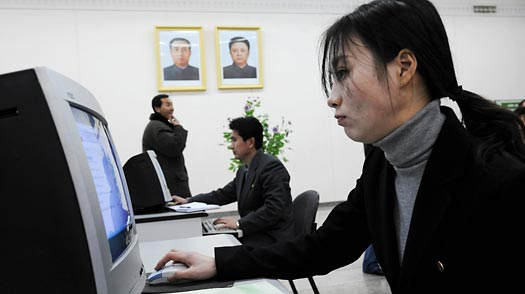 North Korea Tries to Ramp Up Its Lagging Tech Infrastructure