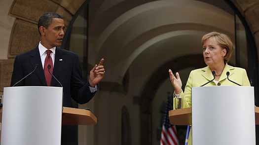Obama in Dresden, Germany: the Non-Controversy Controversy