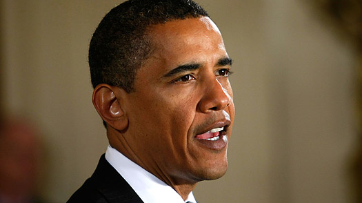 On Agenda, Gays Ask, But Obamas Not Telling