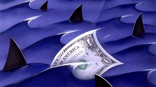 Outlook For the U.S. Dollar Darkens