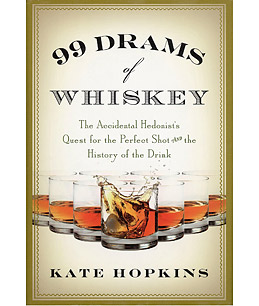99 drams of whiskey kate hopkins book author