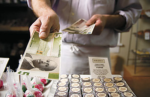 Towns Create Local Currencies