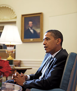 Interview with President Obama on Health Care