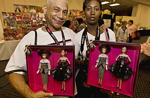 Barbies 50th Birthday Convention