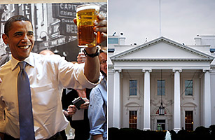 What Kind of Beer is Served at the White House?