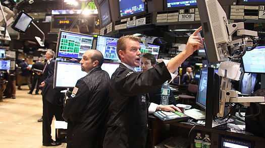 High-Frequency and Flash Trading Grow in Secret