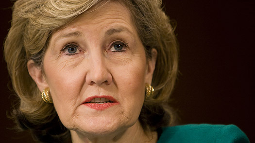 Is Senator Hutchison Running for Governor of Texas?