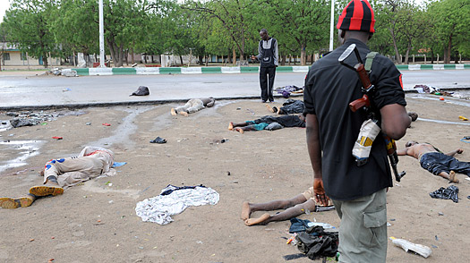 Boko Haram, Nigerias Taliban: How Big a Threat?