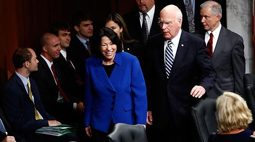 Sonia Sotomayor: How Republicans Will Go After the Judge