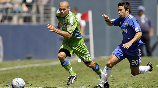 Soccer in Seattle: A New Kind of Football Team Woos Fans