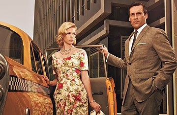 Mad Men Season 3: The Pauses That Refresh