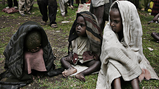 Drought and Famine: Ethiopias Vicious Cycle Continues