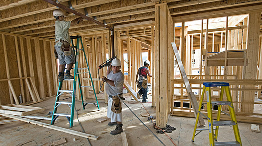 Homebuilders Are Back At It -- Should We Be Worried?