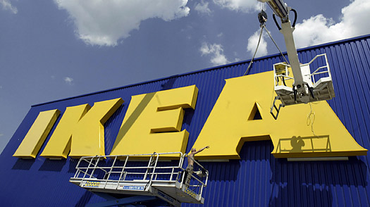 The Font War: Ikea Fans Fume over Switch to Verdana