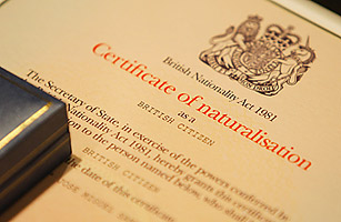 British Citizenship: Points Off for Protest?