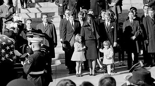 Death and the Kennedys: The Agony of Grieving in Public