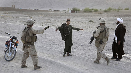 Turning Point Looms for the U.S. in Afghanistan