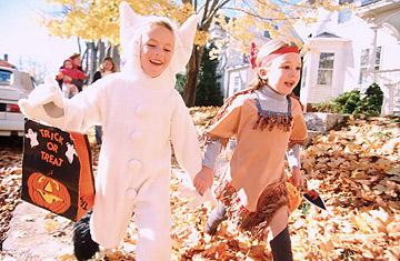 Is TrickorTreating Dangerous Halloween Safety  TIME