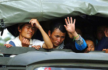 Why Thailand Is Sending Hmong Refugees Back to Laos  TIME
