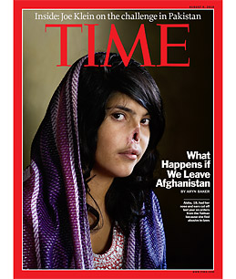 Time photo cover
