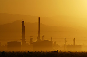 Top 10 Most Polluted American Cities - Bakersfield, California