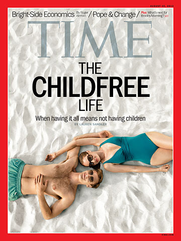 Time Magazine cover August 2013
