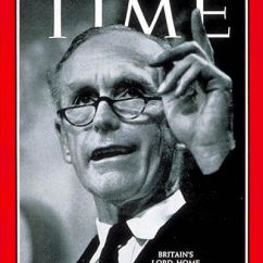 Living Room Covers Furniture For Small Spaces Time Magazine Cover: Sir Alec Douglas-home - Oct. 25, 1963 ...