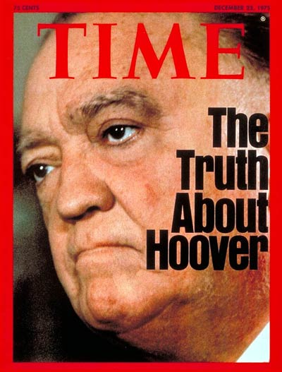 Eight US Presidents could not remove J Edar Hoover as head of FBI