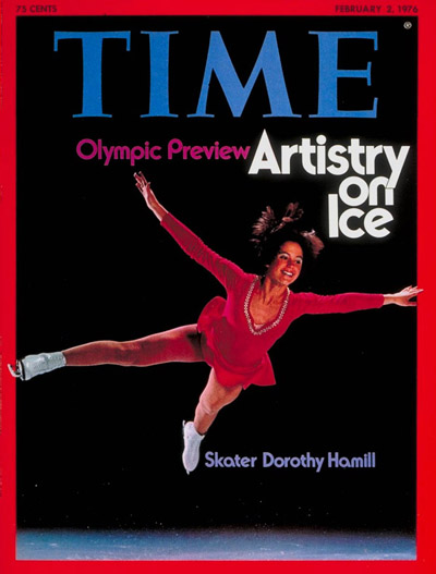 TIME Magazine Cover Dorothy Hamill Feb 2 1976