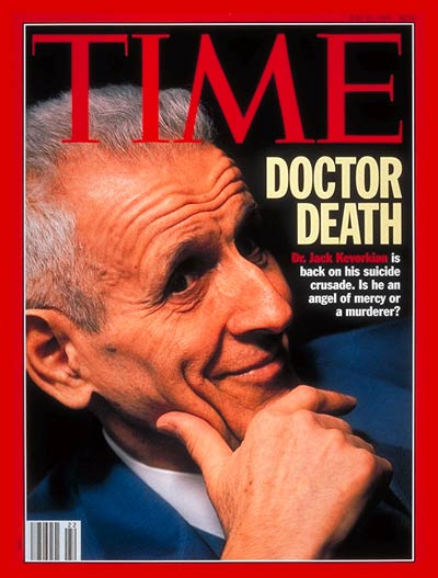 Image result for dr jack kevorkian