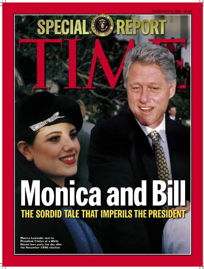 Image result for Monica Lewinsky Clinton