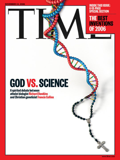 God v/s Science