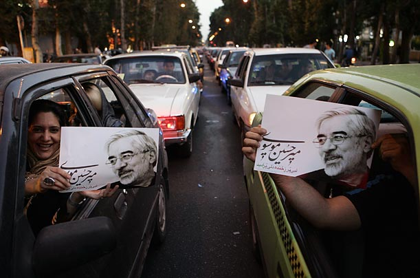 Presidential elections in Iran