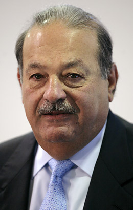 Carlos Slim The 2009 TIME 100 TIME