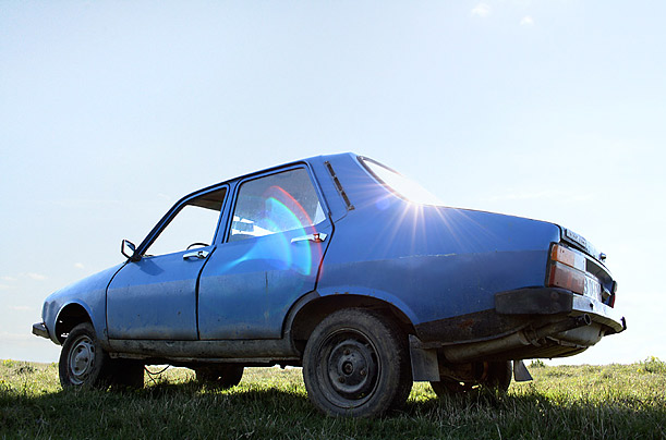 The Dacia  The Eastern European country's most profitable export, a cherished brand with Soviet-era roots, is thriving in tough economic times