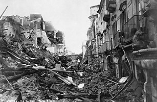 1908 Messina Italy  Top 10 Deadliest Earthquakes  TIME