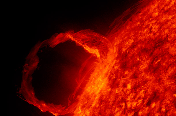 Amazing Photos of the Sun <br />NASA's newest 3-D photos are the latest in a long line of spectacular images of the star at the center of our planetary system