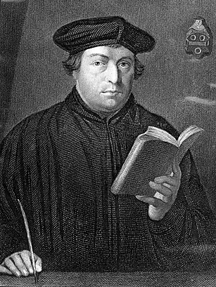 martin luther # 20