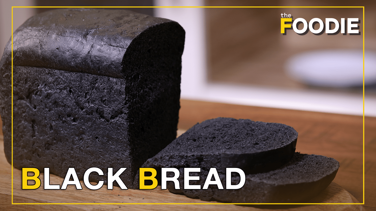 Black Bread Recipe How To Make Black Bread The Foodie