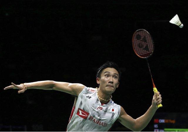 Kento Momota First Japanese Man To Win Badminton Worlds