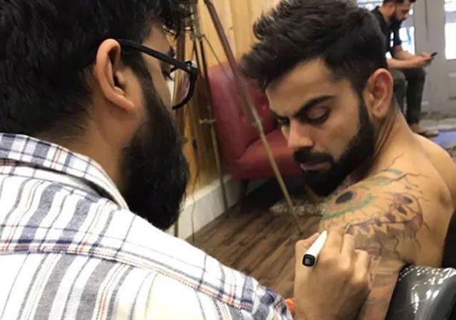 Lord Shiva Meditation Tattoo