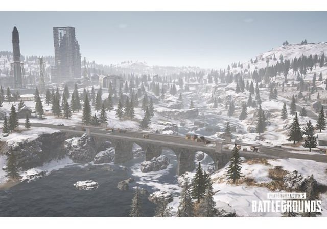 PUBG Mobile 010 Update From Vikendi Snow Map To More Everything You Should Know About New