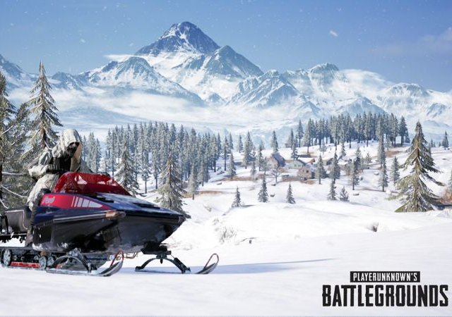 PUBG Mobiles New Vikendi Snow Map New Version To Be Pushed To Google Play And App Store