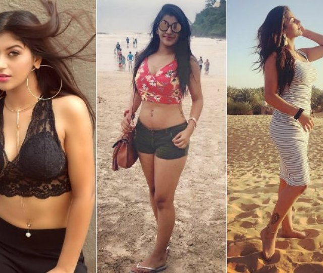 Check Out These Glamorous Photos Of Yashika Aannand