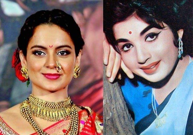 Image result for kangana ranaut and jayalalitha