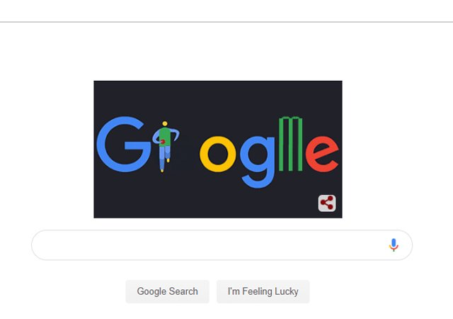 google world cup doodle
