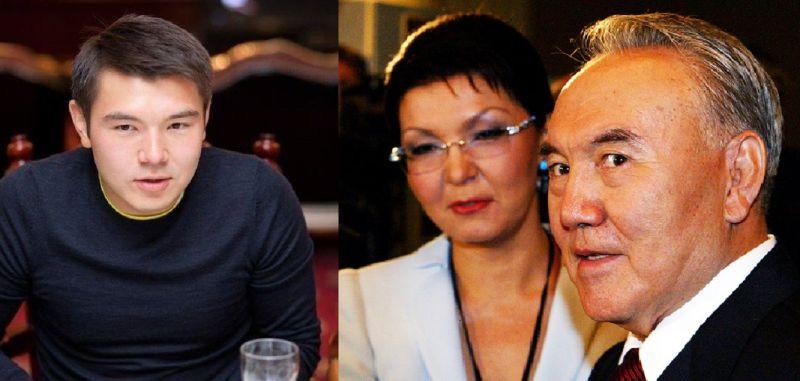 Nazarbayev'in torunu, İngiltere'de siyasi sığınma talebinde ...