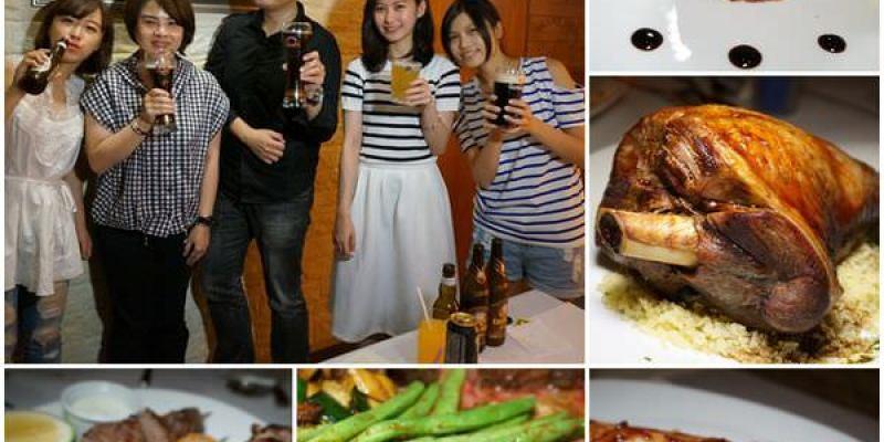 【新竹 美食】Roast Restaurant西餐-父親節精緻美食推薦及朋友家人聚會好地方(餐廳/牛排/民生路)--踢小米食記